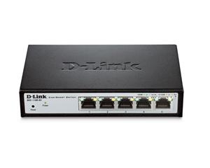 D-Link DGS-1100-05 5-Port Gigabit Switch